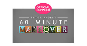 Peter Andres 60 Minute Makeover