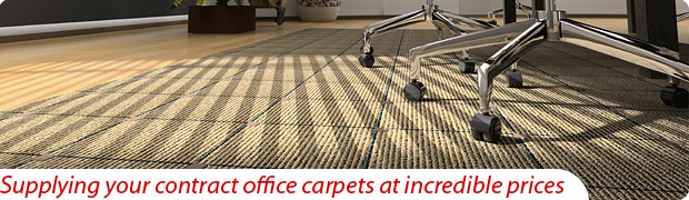 Floorex Office and contract carpets