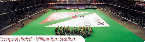 Songs of Praise at the Millennium Stadium