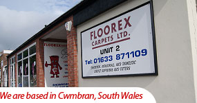 Come and visit the Floorex Showroom
