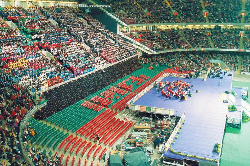 Songs of Praise – Millennium Stadium