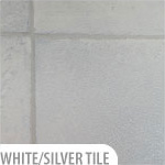 White Silver Tile